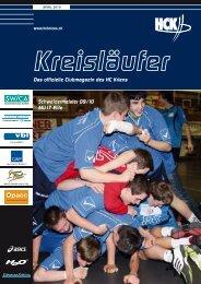 Zwei neue Partner für eine gute, «alte» Idee - HC Kriens-Luzern
