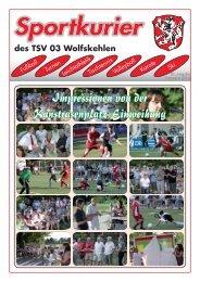 Sportkurier 3_10.indd - Turn- und Sportverein 1903 e.V. Wolfskehlen
