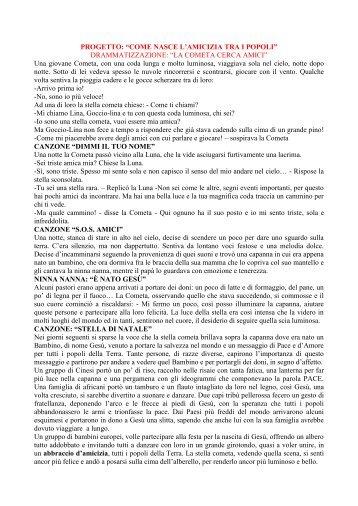 La Stella Di Natale Canzone.Annitapoz Files Wordpress Com Magazines