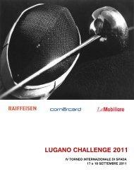 lugano challenge 2011