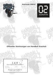 2. Liga - Handball Grauholz