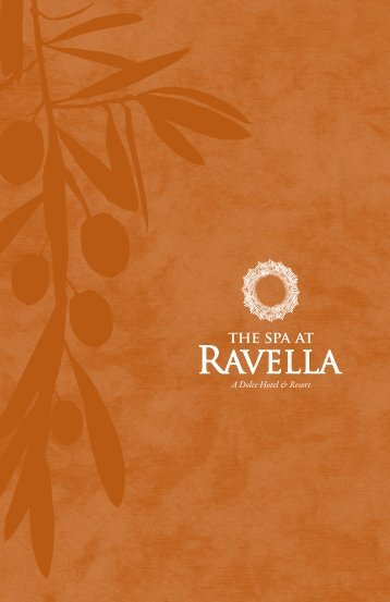 Your Personal Retreat On The - Ravella at Lake Las Vegas