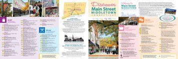 Welcome to Main Street MIDDLETOWN - Downtown Business District