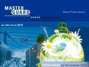 Sichere unterbrechungsfreie Stromversorgung - MVV Enamic