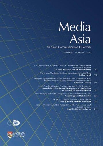 Volume 37 Number 4 2010 - IDL-BNC @ IDRC