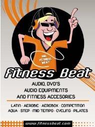 catalogo - Fitness Beat