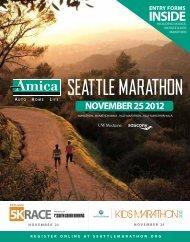 saturday november 24 2012 - Seattle Marathon