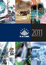 Annual Report 2011 - Ev-K2-CNR