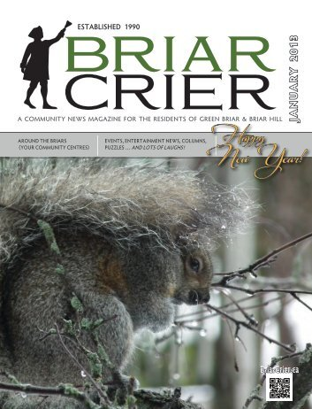 briarcrier.ca around town / news