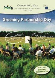 Greening Partnership Day - Agenda.pdf - Amiando