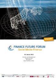Social Media Finance - Amiando