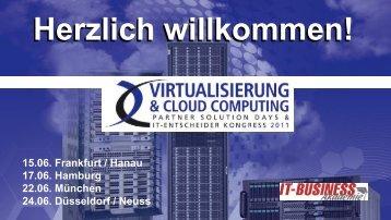 Cloud - Amiando
