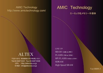 AMIC Technology