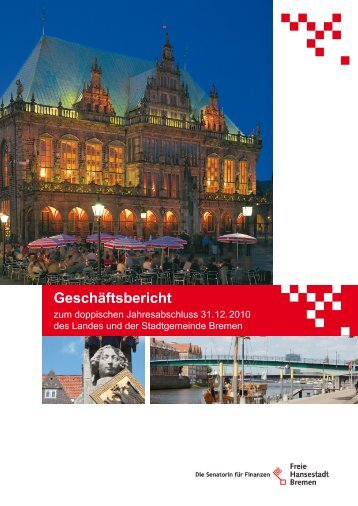 Geschäftsbericht - Senatspressestelle - Bremen