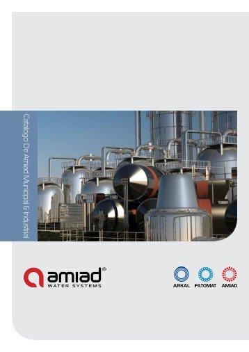 Catalogo De Amiad Municipal & Industrial