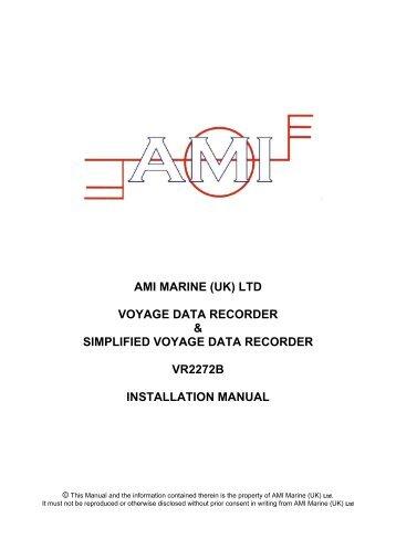 Voyage Data Recorder : Dkm