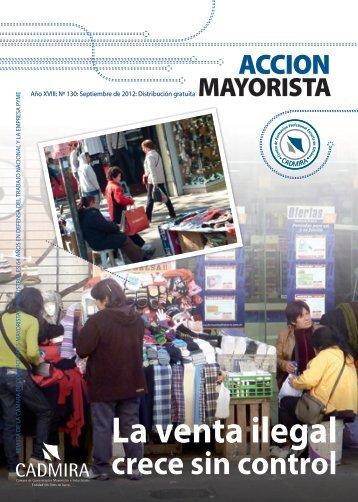 sin precedentes - CADMIRA – Camara de Comerciantes Mayoristas ...