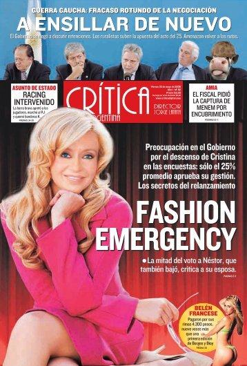 Preocupación en el Gobierno por el descenso de Cristina en las ...