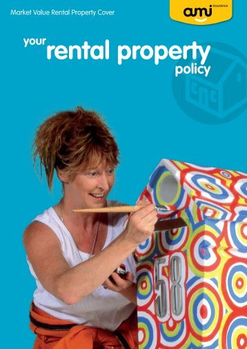 AMI Market Value Rental Property Policy - AMI Insurance