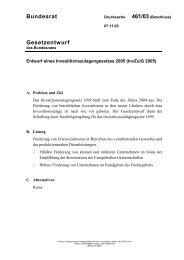 461/03(Beschluss) - Umwelt-online