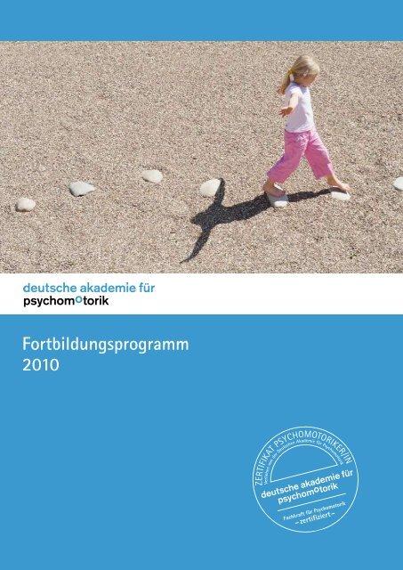 BeruFSqualiFikation PSychomotorik - TU Dortmund