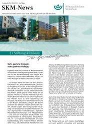SKM-News - Stiftungsklinikum Mittelrhein Koblenz