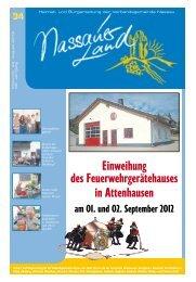 Der Verkehrsverein Obernhof-Arnstein eV lädt ein zum fröhlichen ...
