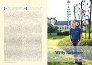 Willi Buholzer - Verband Deutscher Hopfenpflanzer e.V.