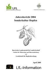 HCH1- Gen 948 bp - Verband Deutscher Hopfenpflanzer e.V.