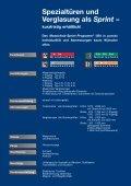 Sprint®-Programm Massivholz- - Seite 3
