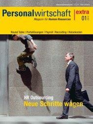 Mehr Zeit und Raum für strategische Personalplanung - Archiv ...
