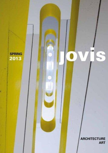 ARCHITECTURE ART SPRING - Jovis Verlag