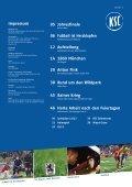 Stadionzeitung 19. Spieltag (KSC - 1860 München) - Karlsruher SC - Seite 3