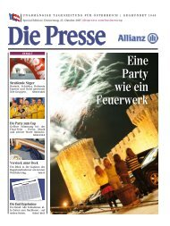 Presse Business Cup 2007