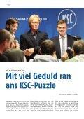 Stadionzeitung 16. Spieltag (KSC - Alemannia ... - Karlsruher SC - Seite 6