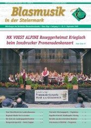 MK VOEST ALPINE Roseggerheimat Krieglach beim Innsbrucker ...