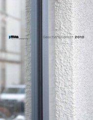 Geschäftsbericht 2010 - ABG Frankfurt Holding