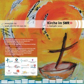 1. Halbjahr 2012 - Alt-Katholiken