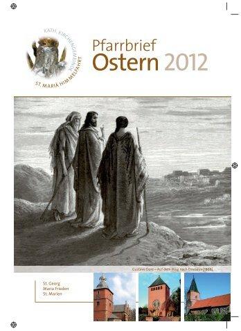 Ostern-2012 - Pfarrgemeinde St. Mariä Himmelfahrt