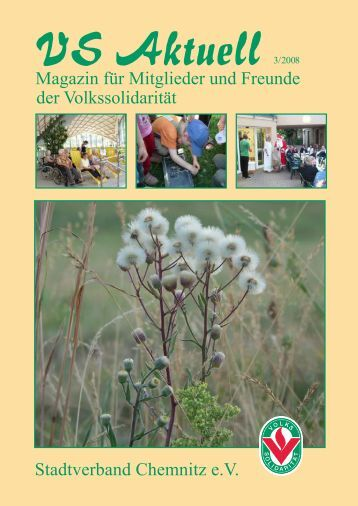 Miteinander – Füreinander Buntes Herbstlaub 2008 - VS Aktuell ...