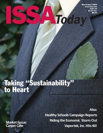 Green Cleaning - ISSA