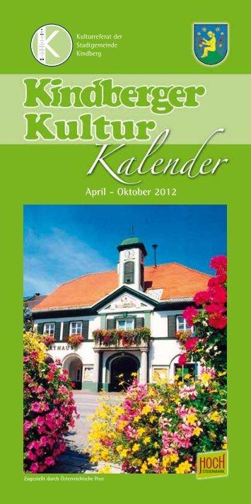 April - Oktober 2012 - Kindberg