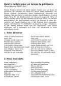 Programm - Carl-von-Ossietzky-Chor Berlin eV - Seite 6