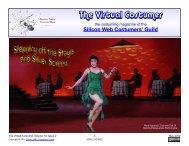 Virtual Postcards: Costume-Con 30 - Silicon Web Costumers' Guild