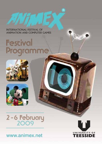 Download the festival programme - Animex