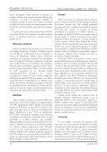 eValuarea niVelurilor proTeinelor s100 În ser la pacienţi - Conexiuni ... - Page 2