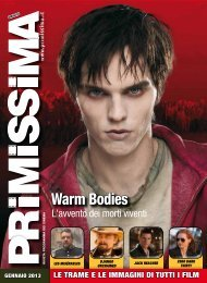 dal 10 gennaio al cinema - Primissima