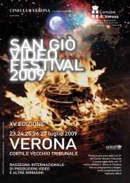 Sottoriva 23 - San Giò Verona Video Festival