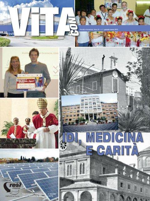 Vita Con n.1 Anno 2012.pdf - Congregazione dei Figli dell ...