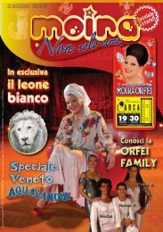 Moira Jr. Walter Jr. - La magia del circo di Moira
